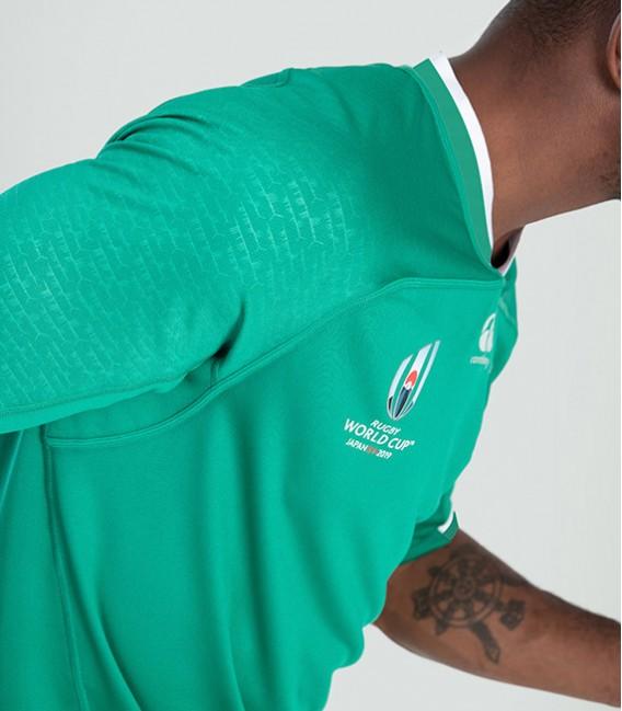 Camiseta rugby Irlanda home RWC 2019