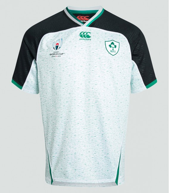 Camiseta rugby Irlanda away RWC 2019