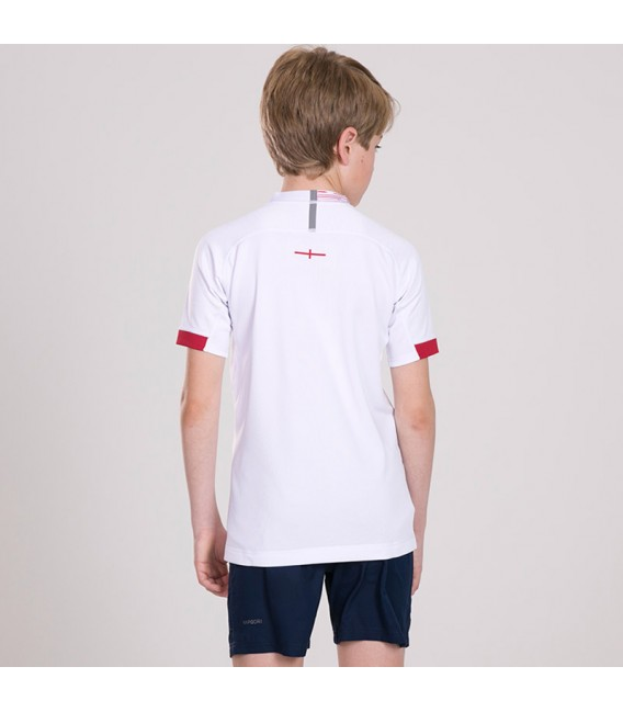Camiseta rugby junior Inglaterra home RWC 2019