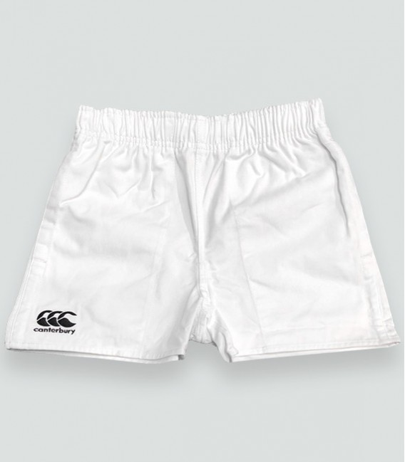 Pantalón rugby Professional cotton blanco