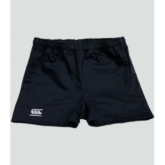 Pantalón rugby Professional cotton negro