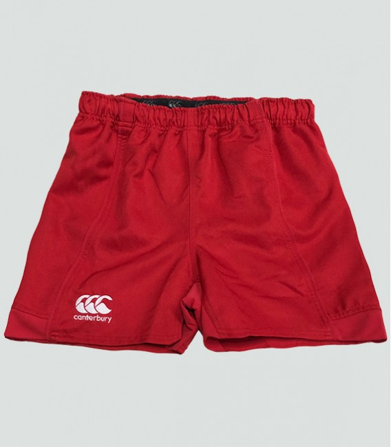 Pantalón rugby Advantage - rojo