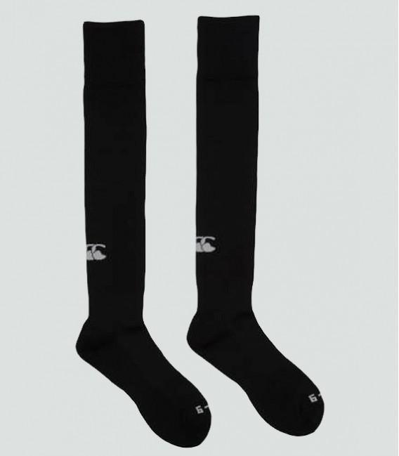 Medias rugby team sock negro