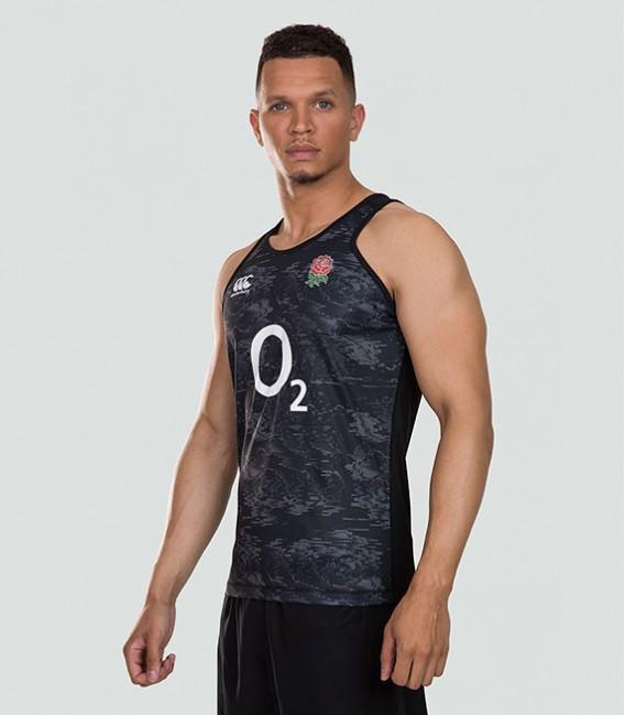 Camiseta Inglaterra Vapodri+ drill tirantes