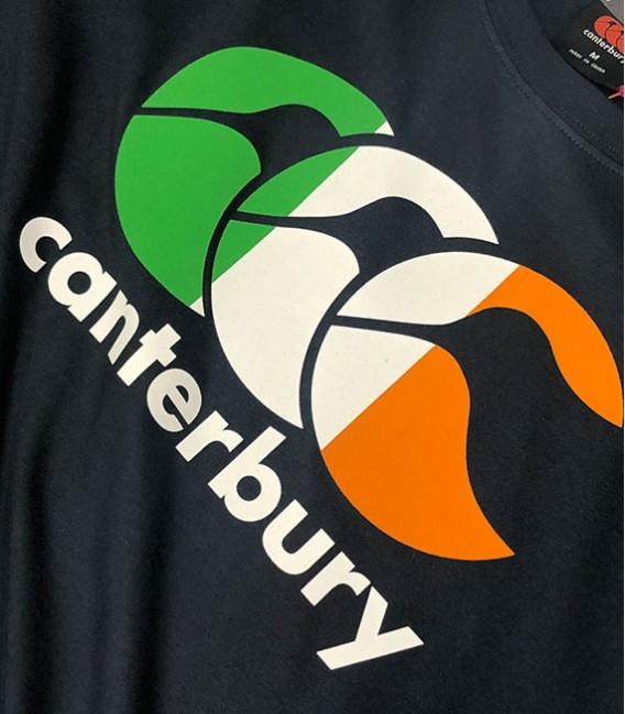 Camiseta Irlanda Seis Naciones navy