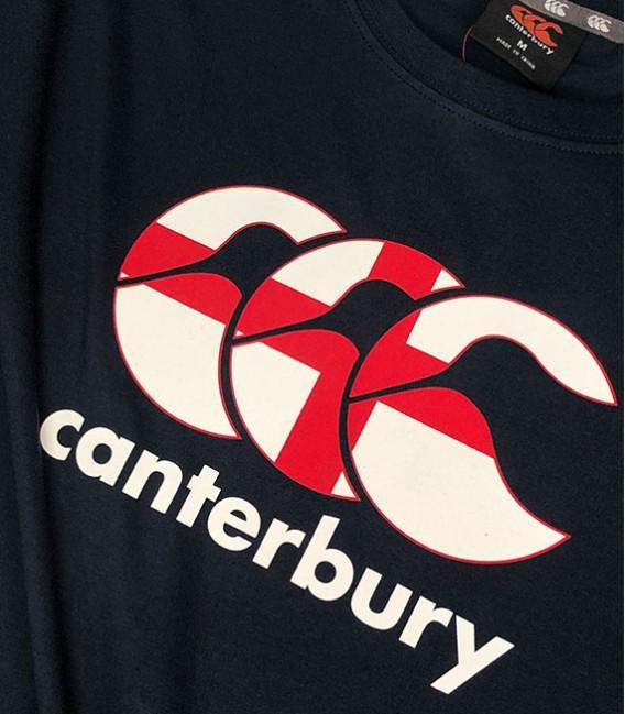 Camiseta Inglaterra Seis Naciones navy