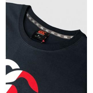 Camiseta Italia Seis Naciones navy