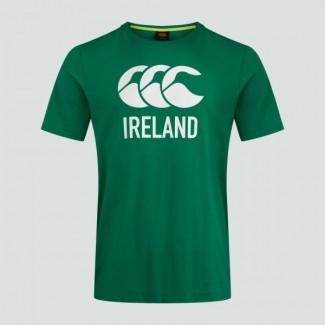 Camiseta Irlanda logo