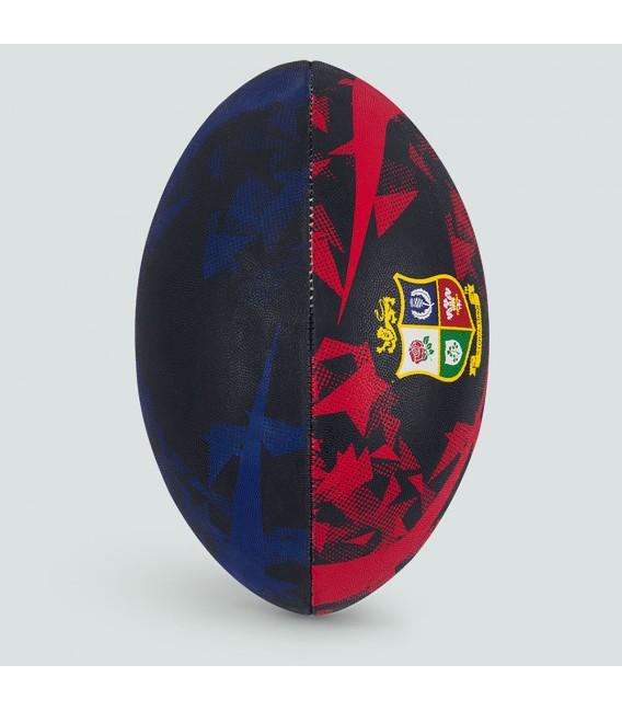Balón talla 5 British & Irish Lions negro