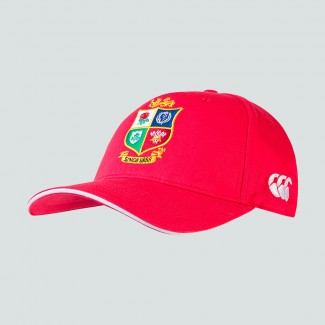 Gorra British & Irish Lions roja