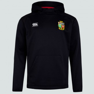 Sudadera British & Irish Lions negra
