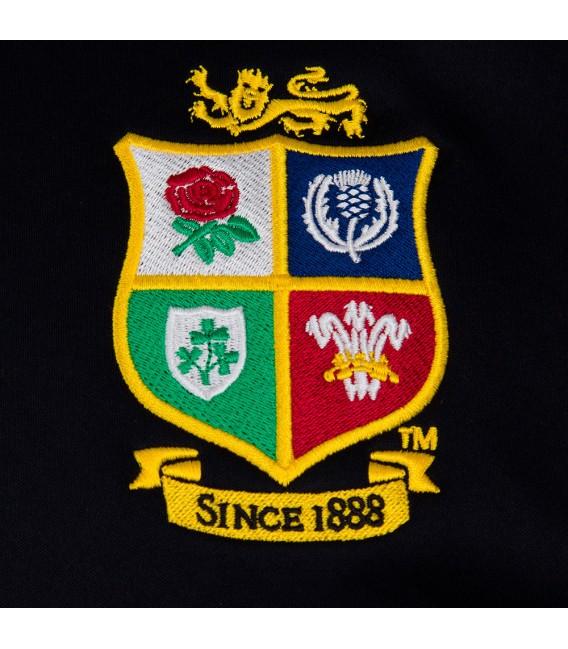 Sudadera British & Irish Lions negra