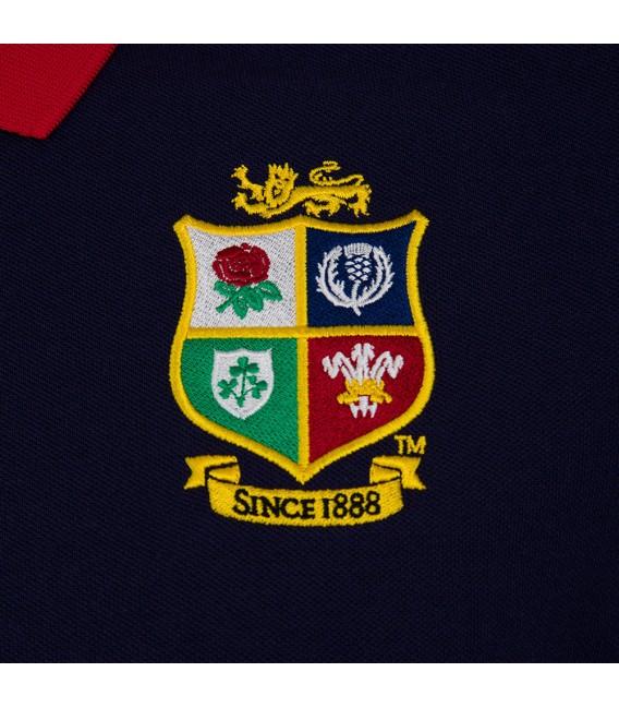 Polo British & Irish Lions marino