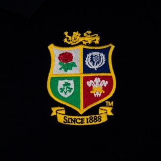 Polo British & Irish Lions negro