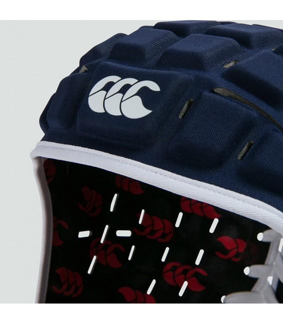 Casco Canterbury Reinforcer azul