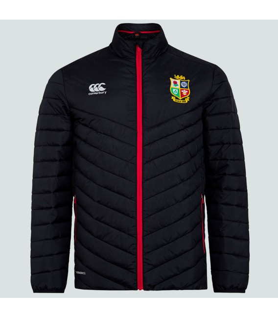 Chaqueta British & Irish Lions negra