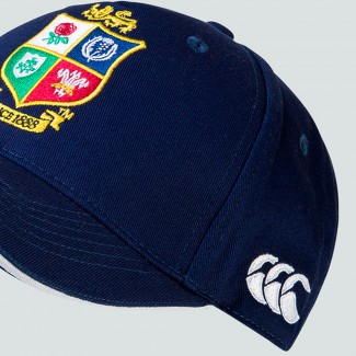 Gorra British & Irish Lions marino