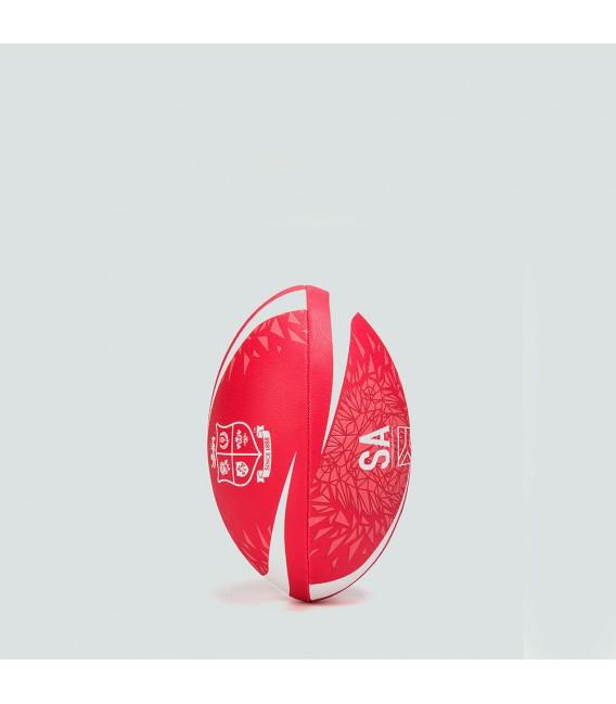 Balón mini British & Irish Lions rojo
