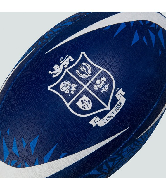 Balón mini British & Irish Lions azul