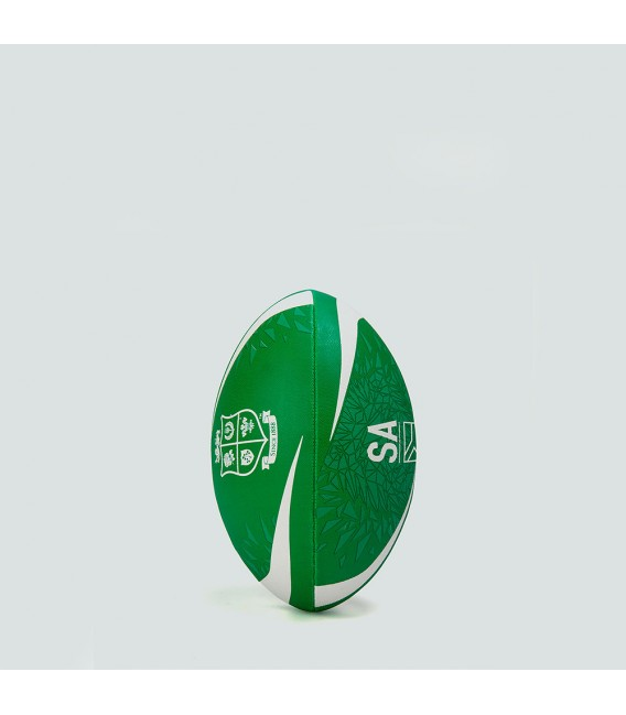 Balón mini British & Irish Lions verde